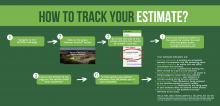 How to Track Your Estimate