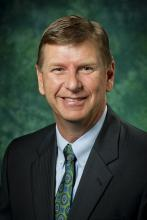 DAVE REYNOLDS ASSOCIATE VICE PRESIDENT OF UNT FACILITIES