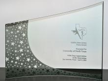 TAPPA Award Trophy